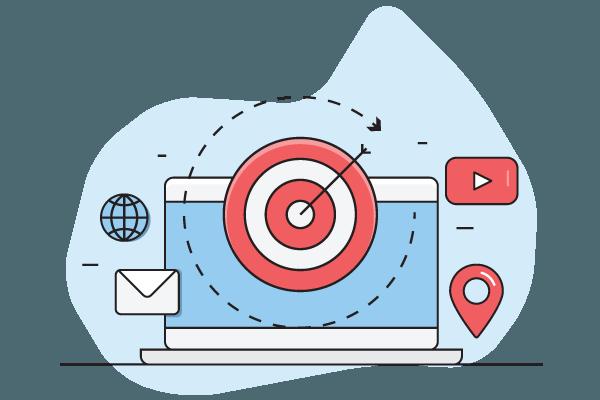 retargeting service icon