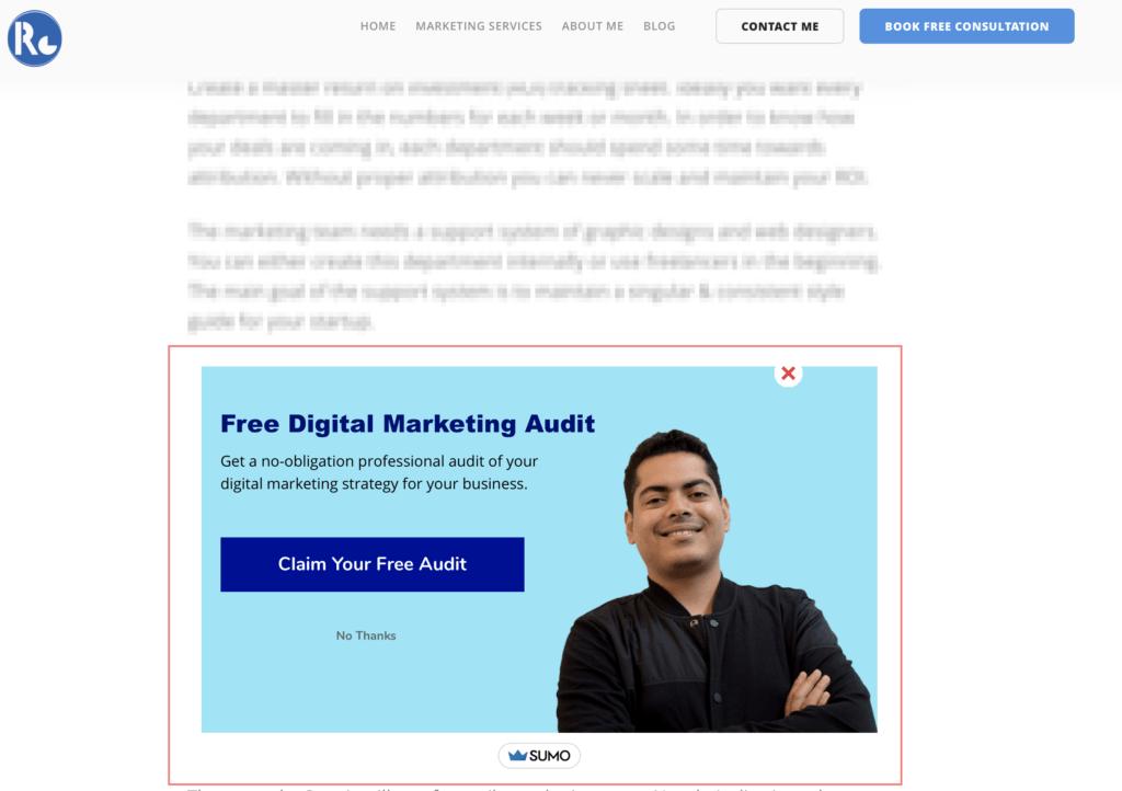 Inbound Marketing Funnel _rahulghosh.ca