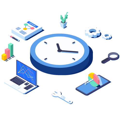 productivity with time goal